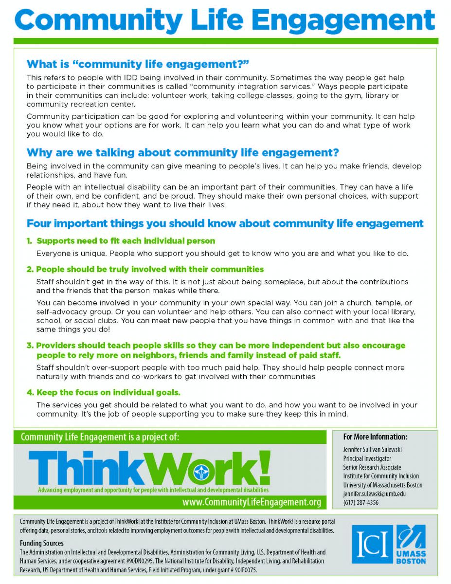 The community is what it is. What is the work of a community manager? 47